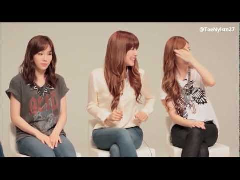 [ENG SUB] 1080p HD SNSD's Reactions To Genie MV (VERY HILARIOUS)