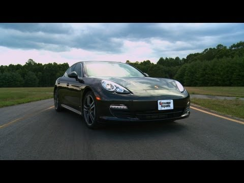Porsche Panamera review from Consumer Reports