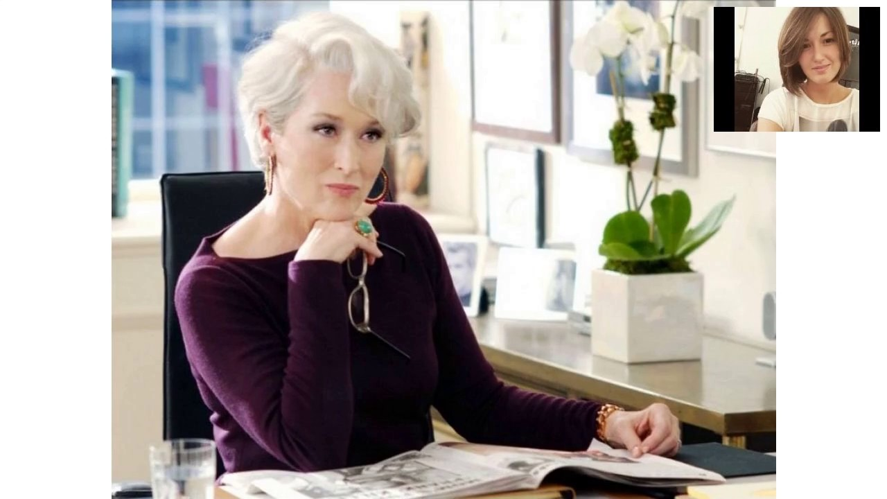 Fashion from devil wears prada 22