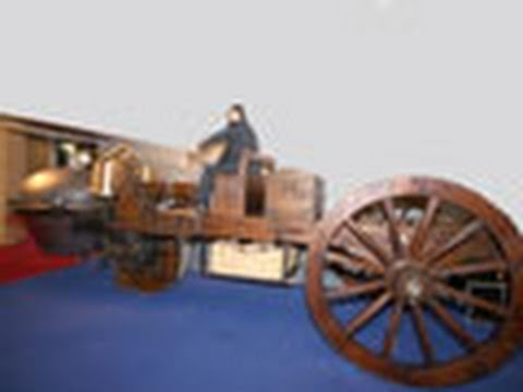 The Cugnot Le Fardier - the world s first vehicle from 1769
