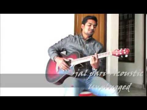 jal pari(Acoustic cover) Uplugged from Atif Aslam album title...