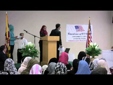 Remembrance of 9/11 Victims Hosted by HCMC Part 3 - Barbara Mikulski