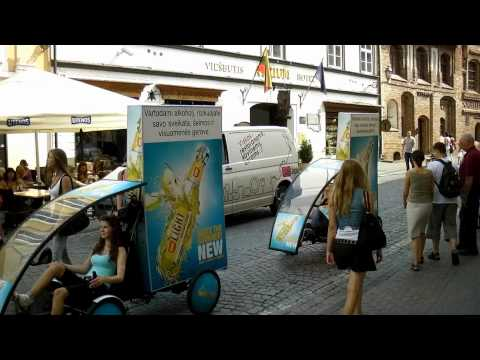 Promobike, advertising bike