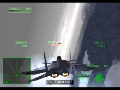 Ace Combat 2 - Mission B17: Final Countdown