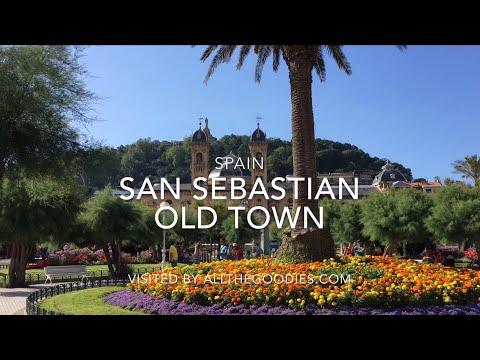 San Sebastian Old Town | allthegoodies.com