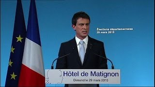 video Keep up-to-date with the latest news, subscribe here: bit.ly/AFP-subscribe France's ruling Socialists take a drubbing in run-off local polls that saw major gains for former president...