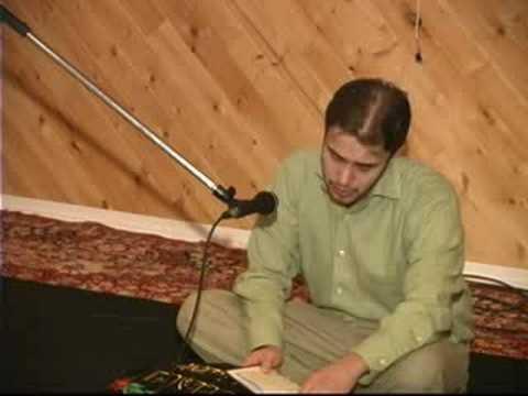 Imran Haider - Sajjad Se Zainab Ne Maqtal Main Kaha Ro Kar video