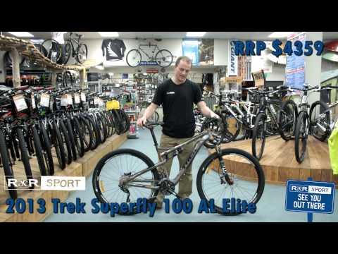 2013 Trek Superfly 100 AL Elite Mountain Bike Review