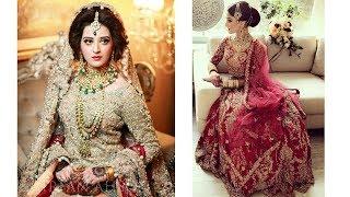 Bridal Designer Dresses Designs 2018