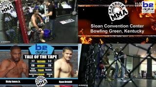 Hardrock MMA 94 - Bowling Green, KY