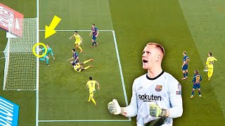 50 Best Goalkeeper Saves Of 2019/20 Season