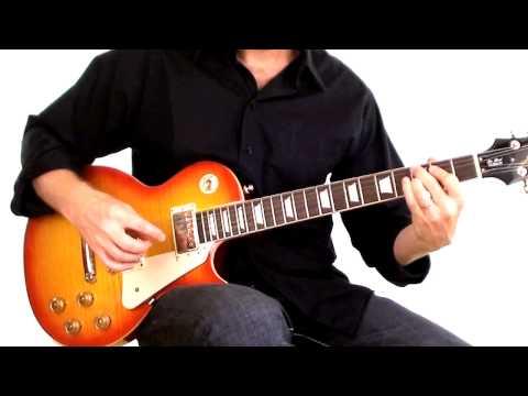 The Epiphone Les Paul Ultra-III Demo by Bryan Aspey