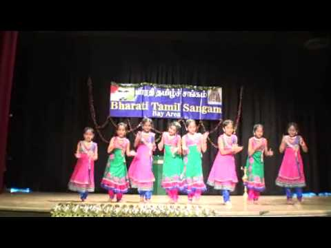 Tamil New Year Dance - Sahana video
