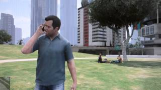 Switching Characters | GTA V 5)