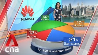 Should Huawei be worried about being cut from Google's Android OS?