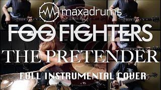 FOO FIGHTERS - THE PRETENDER (Full Instrumental Cover)