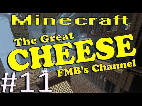 Minecraft The Great Cheese Part 11 - Fridge Raiders