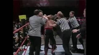 WWF Road Warriors (L.O.D) split up 1998 HD