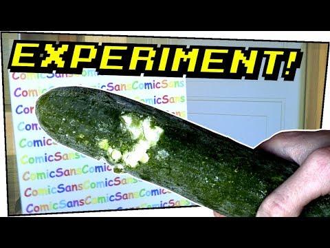 Wie man eine GURKE ALS HAMMER verwenden kann und Andere - Experimente zum nachmachen #121