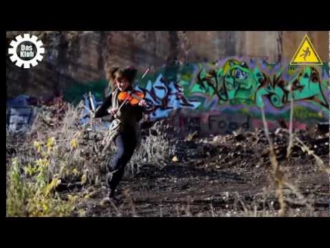 Lindsey Stirling-Electric Daisy Violin, Industrial Dance Cybear. (Video Editing by X-Ferax)