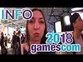 Gamescom 2018 ♥ INFO   Wo? Wie? Wann? Was? MsHeartilyC   Shop (Deutsch|HD)