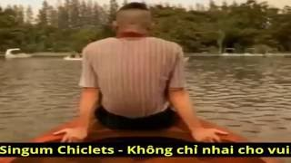 Quảng cáo kẹo cao su siêu hài hước của Thái Lan