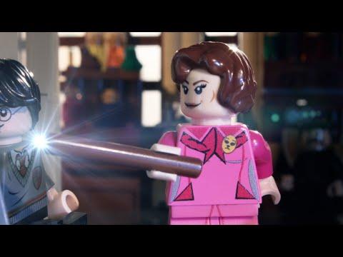 LEGO Harry Potter: Umbridge's First Date