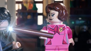 LEGO Harry Potter: Umbridge's First Date