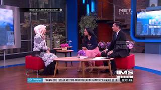 Talk Show : Ayana Moon Mualaf Korea yang Aktif di Sosial Media