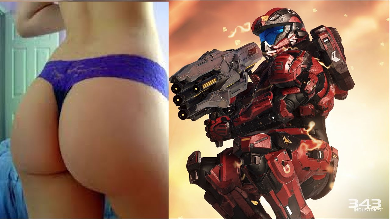 Halo sexy ass hub cartoon videos