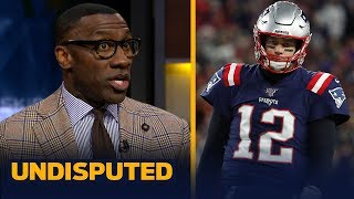 Shannon Sharpe on Tom Brady: 'He's not the reason they made the playoffs' | NFL | UNDISPUTED