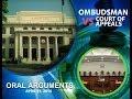 2nd Ombudsman v. Court of Appeals Oral Arguments