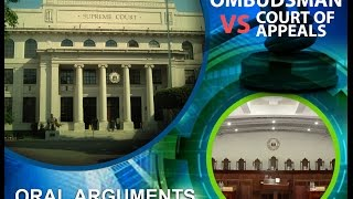 2nd Ombudsman v. Court of Appeals Oral Arguments