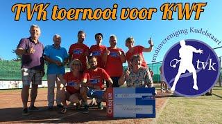 TVK toernooi voor KWF