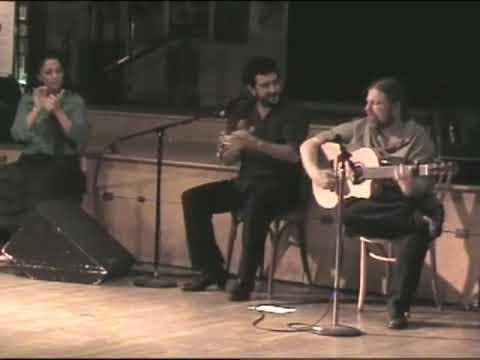 Bulerias, Ashkenaz Oct. 18th 2009 - Jason McGuire guitar