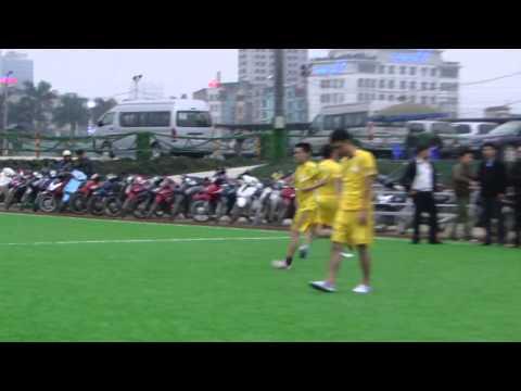 VNPT FC. EK FC , HANOI POST FC , VIETTEL FC, CK.,Giải Bóng Đá ngành Thông Tin & Truyền Thông
