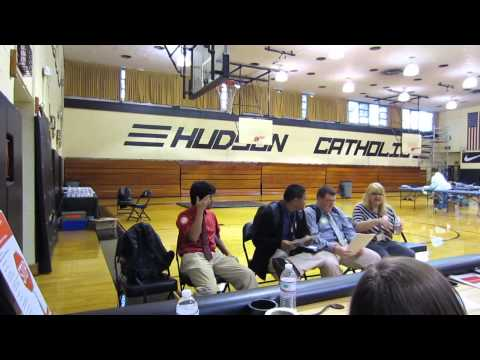 Hudson Catholic Regional High School Blood Drive