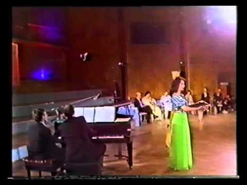 Angela Gheorghiu - Poulenc: Les chemins d'amour - Radio Hall Bucharest