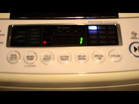 LG wt1101cw 4.1 Cu. Ft. HE Top Load Washer Review Part 5 (End of Spin Cycle FINALLY!)