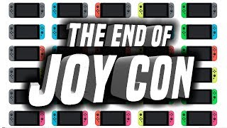No More NEW Nintendo Switch Joy Con?!