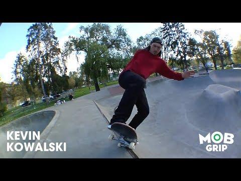 Kevin Kowalski Mobbin' Around Delridge