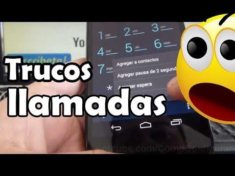 Trucos hacer llamadas Motorola Moto G X T1032 En Español Full HD
