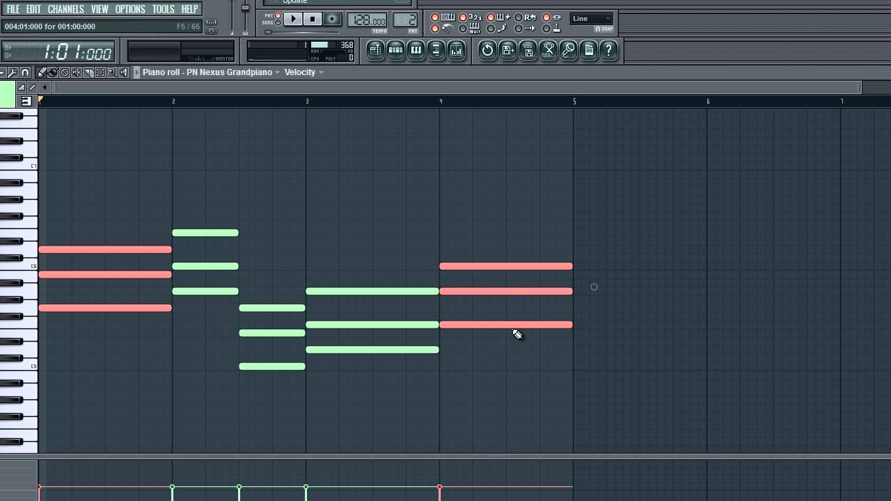 FL Studio: Chord Progressions + A Little Theory (Basic - Part 1) - YouTube