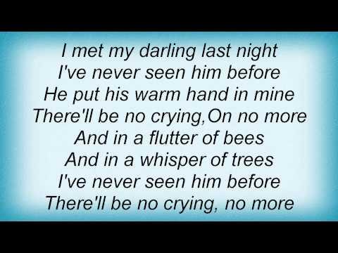 Bic Runga - No Crying No More