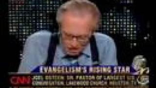 Joel Osteen Denies Jesus!