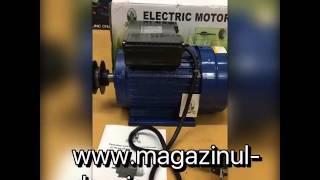 Motor electric monofazat 1.5 kw 1400 Rpm Micul Fermier
