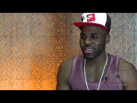 Jason Derulo Says He Butted Heads With Jordin Sparks In The Studio! - HipHollywood.com