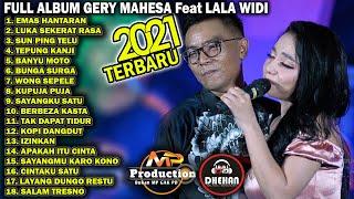 Cover Lagu - FULL ALBUM DUET TERBARU GERY MAHESA & LALA WIDI  GERLA LIVE  2021