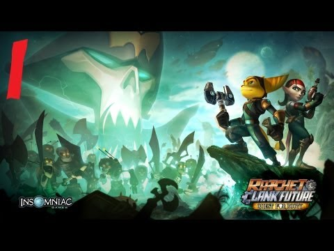 Ratchet and Clank Future: Quest for Booty (Part 1) (Gameplay/Commentary)