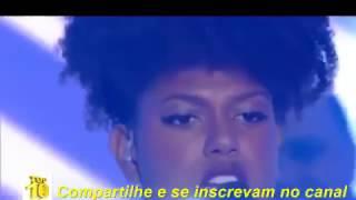 Mylena Jardim canta  Love on the brain no The Voice Brasil